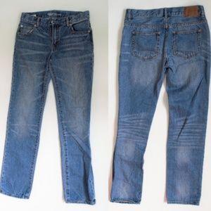 Gap Kids 1969   Straight cut. Medium Wash  18 Slim